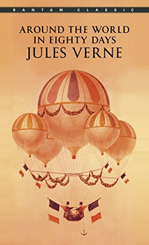 Around the World in Eighty Days (Bantam: Jules Verne