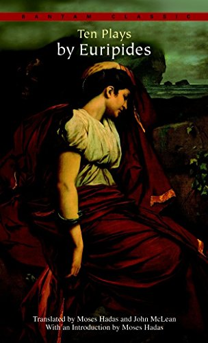 9780553213638: Ten Plays by Euripides