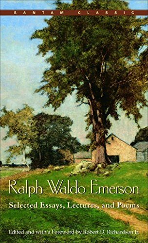 9780553213881: Ralph Waldo Emerson: Selected Essays, Lectures and Poems