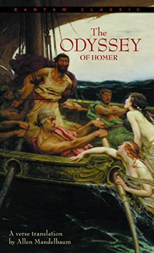 9780553213997: The Odyssey of Homer (Bantam Classics)