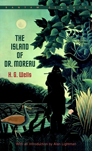 9780553214321: The Island of Dr. Moreau (Bantam Classics)