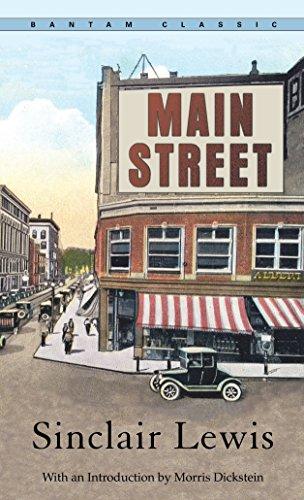 Main Street (Sinclair Lewis) (Bantam Classic): Sinclair Lewis
