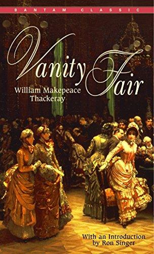 9780553214628: Vanity Fair (Bantam Classic)