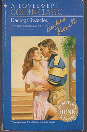 Darling Obstacles (Loveswept #95): Boswell, Barbara