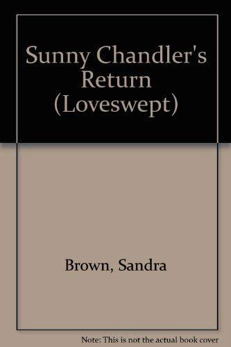 9780553218091: Sunny Chandler's Return
