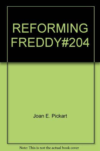 Reforming Freddy (Loveswept #204): Pickart, Joan Elliott;