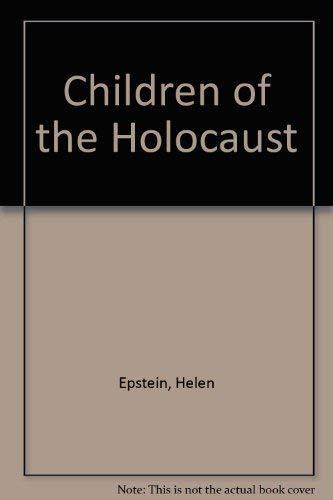 9780553225006: Children of the Holocaust