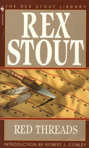 9780553225303: Red Threads (Rex Stout Library)
