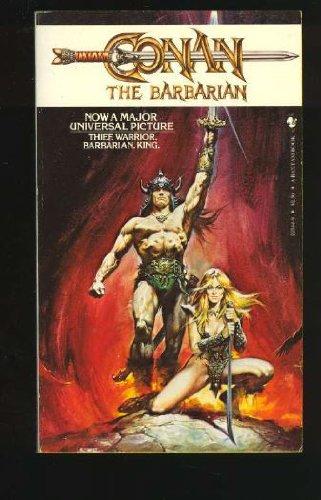 9780553225440: Conan the Barbarian