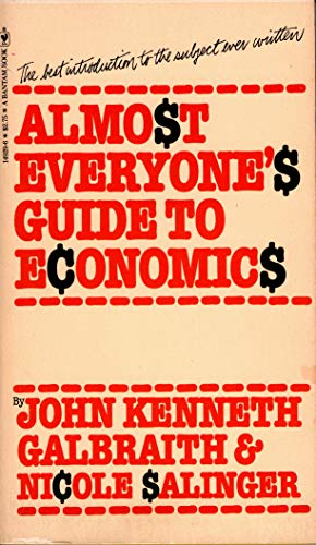 9780553225501: Almost Everyone's Guide to Economics