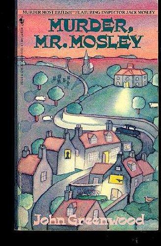 9780553225747: Murder, Mr. Mosley