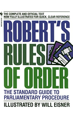 9780553225983: Robert's Rules of Order