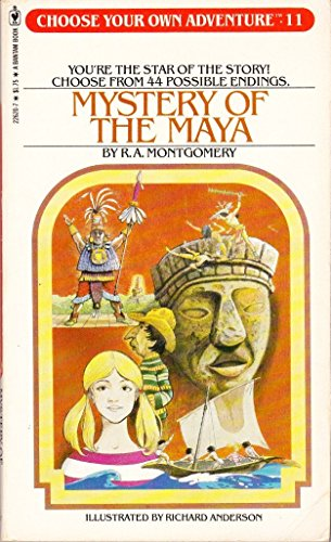 9780553226201: Choose Your Own Adventure #11: Mystery of the Maya