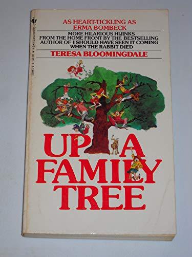 9780553226614: Up a Family Tree
