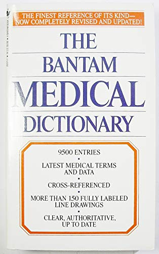 9780553226737: Bantam Medical Dictionary, The