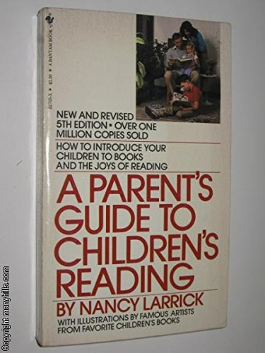 9780553227055: A Parent's Guide to Children's Reading