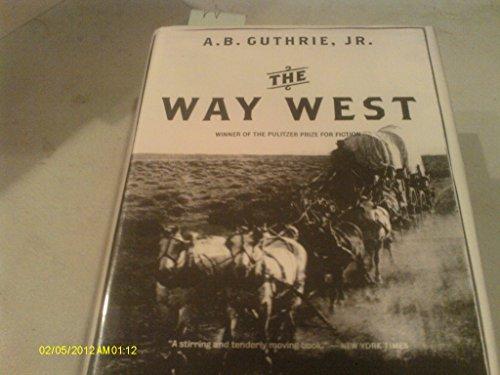 9780553227086: Way West
