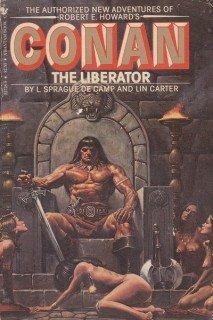 Conan the Liberator: De Camp, L.