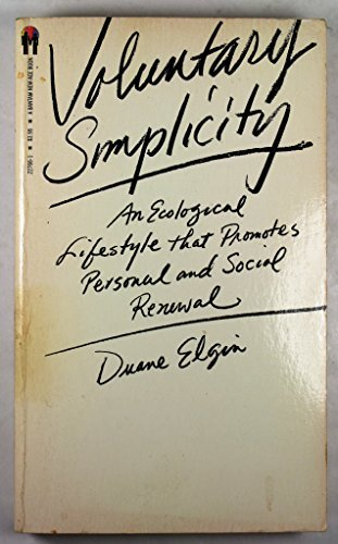 9780553227666: Voluntary Simplicity: An Ecological Lifestyle That Promotes Personal and Social Renewal