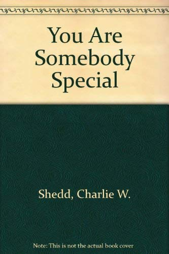 9780553227857: You Are Somebody Special