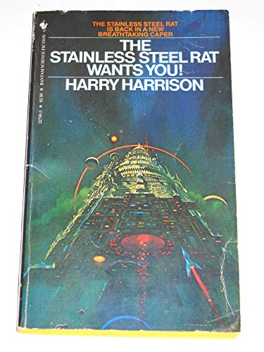 9780553227963: The Stainless Steel Rat Wants You!