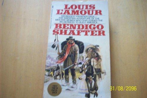 9780553228878: Bendigo Shafter