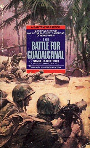 Battle of Guadalcanal: Griffith, Samuel B.