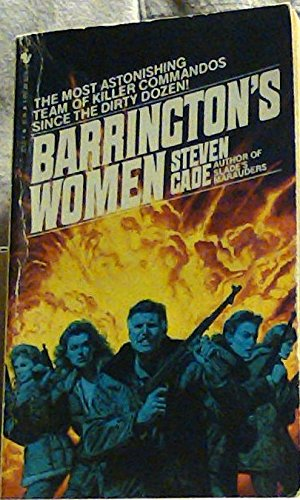 9780553229325: Barrington's Women