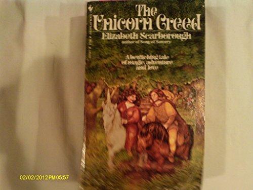 The Unicorn Creed: Scarborough, Elizabeth Ann