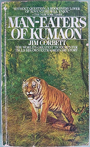 9780553229417: Man-Eaters of Kumaon