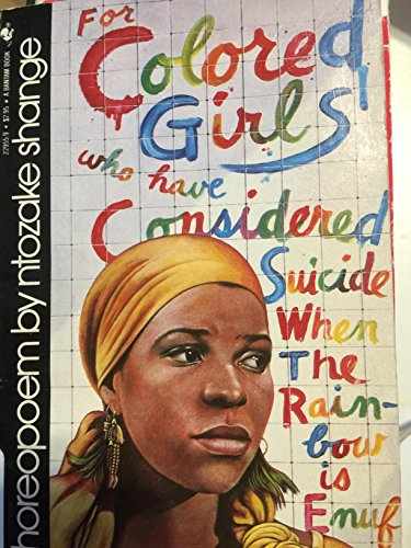 9780553229554: For Colored Girls Consider