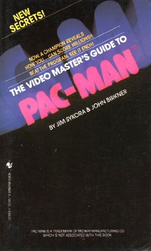 9780553229592: Video Masters Guide to Pac Man