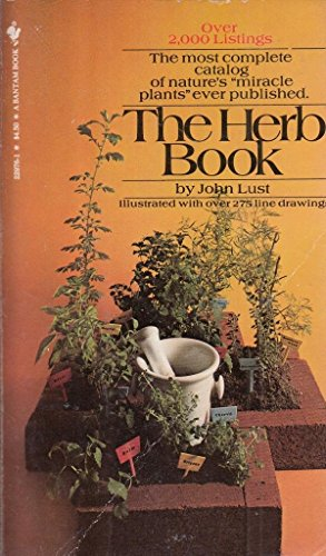 9780553229769: The Herb Book