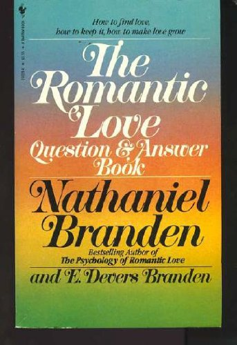 9780553230598: The Romantic Love Question and Answer Book