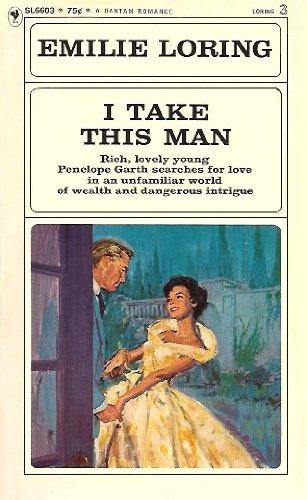 9780553230857: I Take This Man