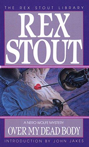 Over My Dead Body (Nero Wolfe): Stout, Rex