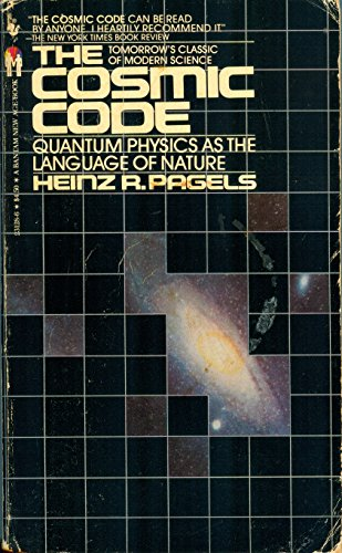 9780553231281: Cosmic Code by Pagels, Heinz R. (1983) Mass Market Paperback