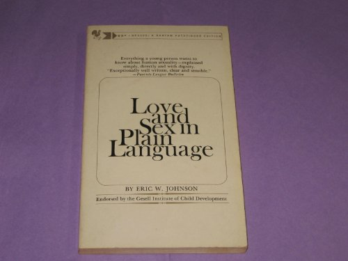 9780553231540: Love and Sex in Plain Language