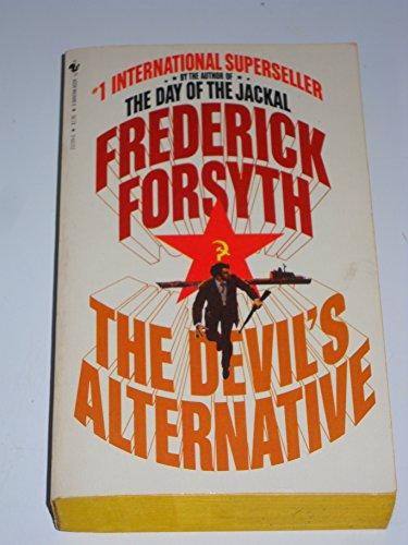 9780553231595: The Devil's Alternative