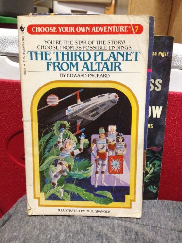 9780553231854: The Third Planet from Altair (Choose Your Own Adventure)