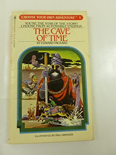 9780553232288: Cave of Time (Choose Your Own Adventure, No. 1)