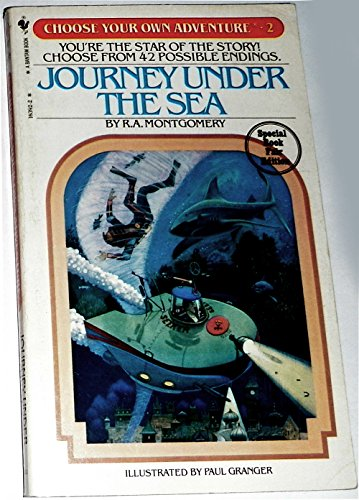 9780553232295: Cya 2:Journey under Sea