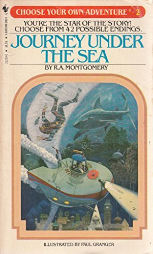 9780553232295: Journey Under the Sea (Choose Your Own Adventure #2)