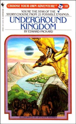 9780553232929: Underground Kingdom (Choose Your Own Adventure S.)