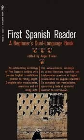 9780553232981: First Spanish Reader: A Beginner's Dual Language Book