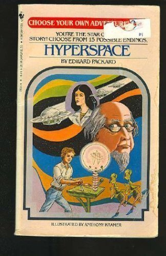 9780553233247: Hyperspace (Choose Your Own Adventure, No. 21)
