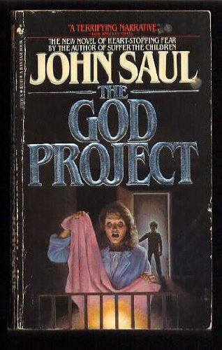 9780553233360: The God Project