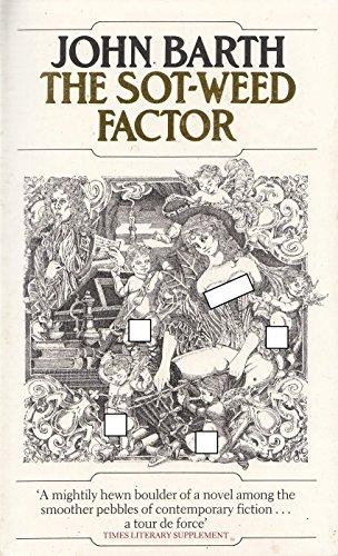 The Sot-Weed Factor: Barth, John