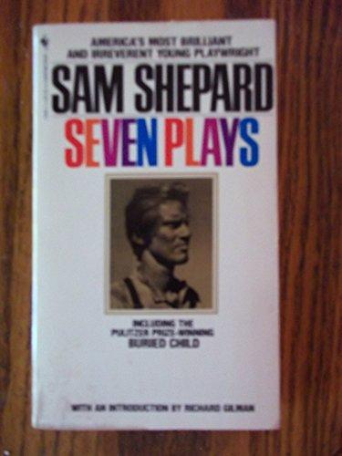 9780553234015: Sam Shepard, Seven Plays