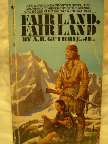 9780553234237: Fair Land Fair Land